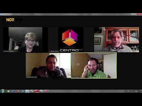 Entrevista a Rodrigo Gómez de la Torre / Cristóbal Buendía