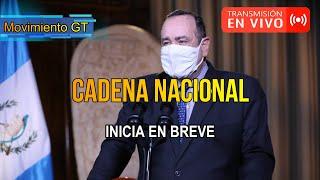 ???? EN VIVO | Conferencia de prensa del Gabinete de Gobierno 1/2 de Alejandro Giammattei 26/04/2021