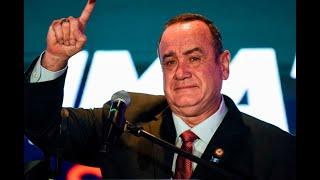 Presidente Giammattei evoluciona satisfactoriamente frente al Covid 19