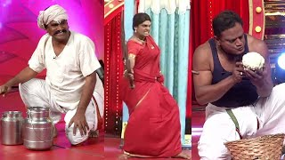 Kongu Chatu Mogudu Hilarious Skit - Family Skit - Family Comedy Skit - Kiraak Comedy Show - MALLEMALATV