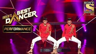 """Kurbaan Hua"" के Duo Performance ने किया Malaika को खुश   India's Best Dancer - SETINDIA"