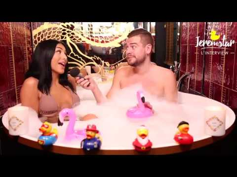 connectYoutube - Leana (Les Princes et Princesses de l'Amour 5) dans le bain de Jeremstar - INTERVIEW