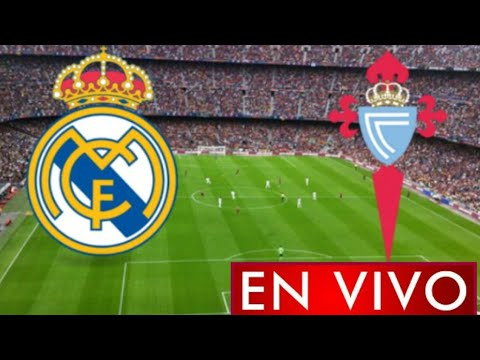 Donde ver Real Madrid vs. Celta de Vigo en vivo, por la Jornada 4, La Liga Santander 2021