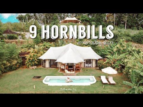 [VLOG]-9Hornbills-เกาะยาวน้อย🏝