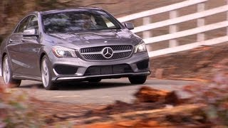 On the road: 2014 Mercedes CLA250