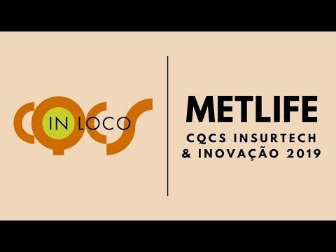 Imagem post: MetLife no CQCS Insurtech & Inovação 2019