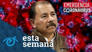 Cuestionan ausencia y silencio de Ortega frente a la emergencia