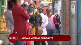 Revisiones sorpresa de la alcaldía de Bogotá a negocios abiertos para verificar medidas de seguridad