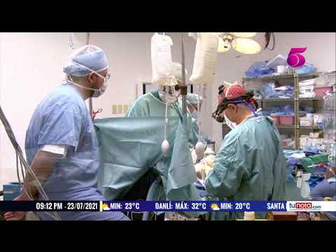 Médicos hondureños recaudan fondos para operar 400 menores