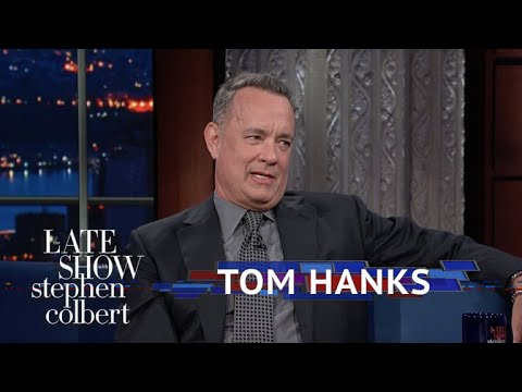 connectYoutube - Tom Hanks Has 17 Short Stories From His Acting Days