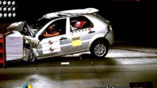Fiat Palio Crash Test