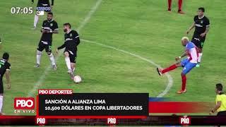 SANCIÓN A ALIANZA LIMA Y EL DEBUT PISTOLERO DE LUIS SUÁREZ: Multa de 10 500 dólares en Libertadores?