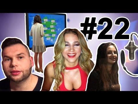 connectYoutube - Magda Bereda, Se Szamę Ogórka MAKING OFF, studio TVP, klip u Rompeya [lchp.GUGUŁA #22]