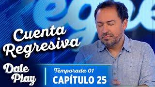 Fernando tiene que hacer 21 punto para seguir en carrera | CUENTA REGRESIVA | DALE PLAY CHILE | T 1