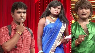 Jabardasth Adhire Abhi & Jigel Jeevan Performance - Edukondalu High School Skit - Kiraak Comedy Show - MALLEMALATV