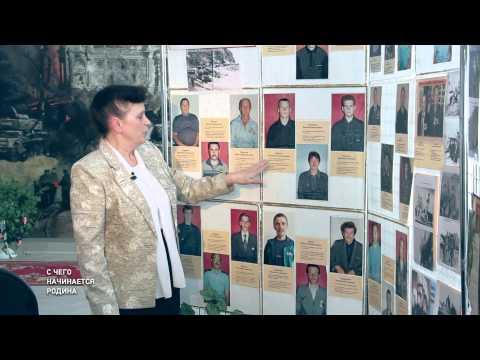 Варвара Лобыня директор краеведческого музея (Кривошеино)
