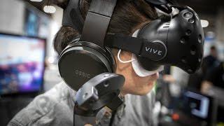 Hands-On: Ossic X VR Headphones