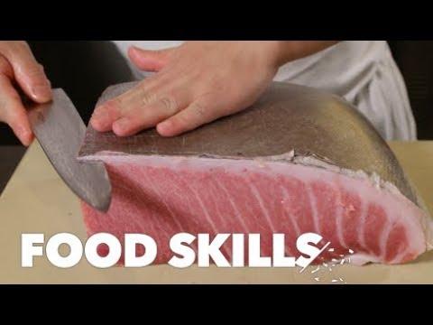 connectYoutube - Sushi Masters Explain the Art of Omakase | Food Skills