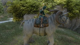 Dragon Age: Inquisition - Mount Up and Ride Out On a Nuggalope