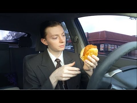 Hardee's Chicken Biscuit - Food Review