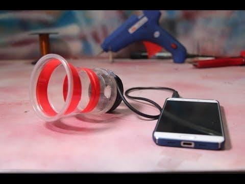 Homemade Speaker And 3 life hacks Compilation