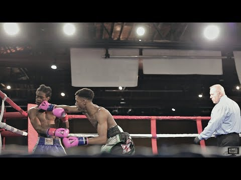 connectYoutube - Michael Williams Jr Pro Boxing Debut Highlight Recap