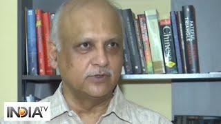 Diplomatic talks between India-China underway to resolve standoff: Lt Gen (Retd) Narasimhan - INDIATV