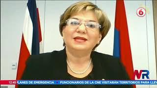 Shirley Díaz sobre impuesto a la lotería:
