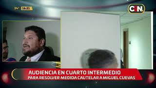 Caso del diputado Miguel Cuevas se define este viernes