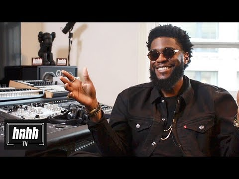 connectYoutube - Big K.R.I.T. Shares 5 Important Tips on How To Make A Beat