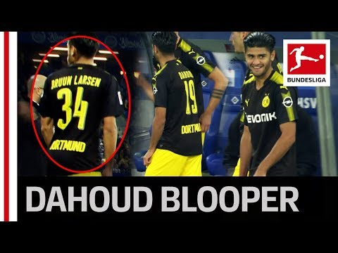 Dahoud - Da-Who? Dortmund's Substitution Fail