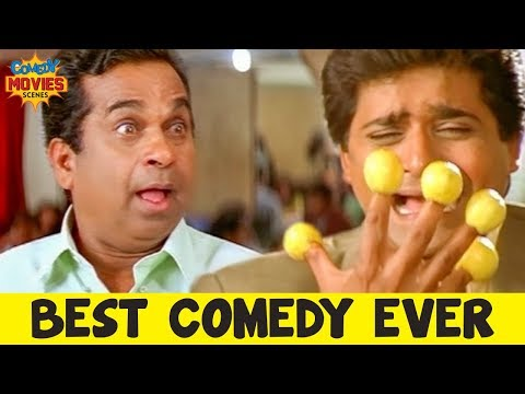 Brahmanandam and Ali Comedy | Best Comedy Scenes | Chirunavvutho Telugu Film | Telugu Comedy Videos