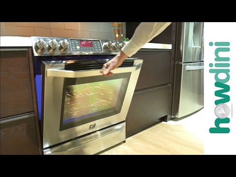 Smart Home Kitchen Appliances: LG Refrigerators & Ranges