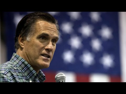 Mitt Romney announces he's running for Senate in Utah