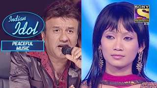 Anu जी ने किया Saurabhee को Improve होने के लिए Encourage   Indian Idol   Peaceful Music - SETINDIA