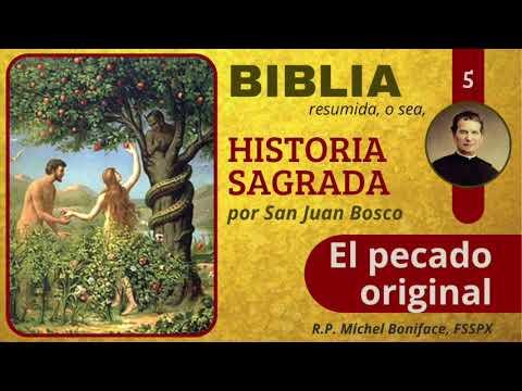 5 El pecado original   Historia Sagrada