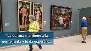 El arte puede sanar las heridas de la pandemia