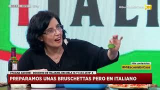 Aprende Italiano: Seguimos aprendiendo idiomas de una forma divertida en Hoy Nos Toca