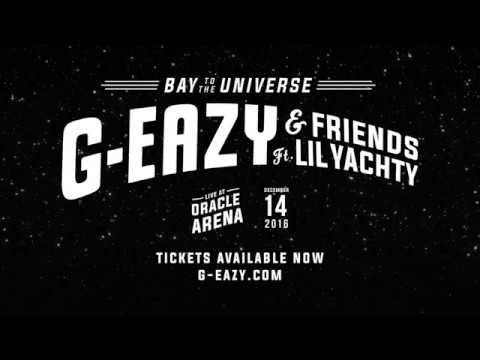 connectYoutube - G-Eazy Live @ Oracle Arena (Trailer)
