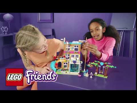 Friendship House - LEGO Friends - Bumper