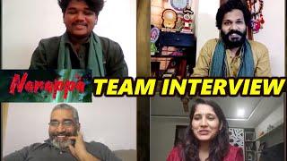 Venkatesh Narappa Movie Team Interview   Rajeev Kanakala, Karthik Rathnam, Rocky   TFPC Exclusive - TFPC