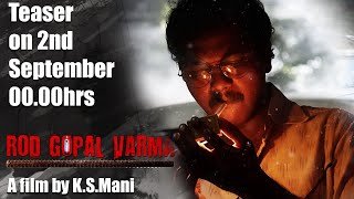 Rod Gopal Varma Motion Poster || A Film By KS Mani - IQLIKCHANNEL