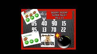 BOOM!! BOOM!! SUPER PALE 95 y 13 EN LOTERIA REAL Y GANA MAS!!????????????