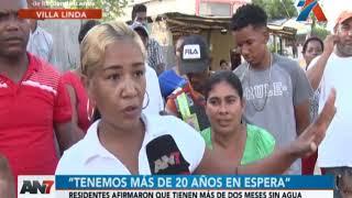 Residentes de Palmarejo denuncian el mal estado de las calles
