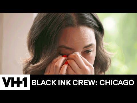 Kat & Ryan Get Emotional Talking About Their Friendship   Black Ink Crew: Chicago