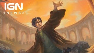 Harry Potter and the Cursed Child Getting Book Release - IGN News