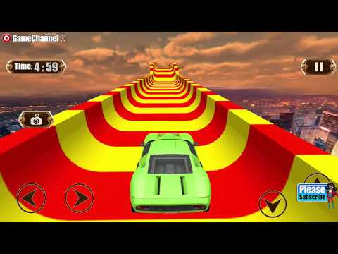 connectYoutube - Water Slide Uphill Racing Adventure / Racing Sports Car / Android Gameplay Video