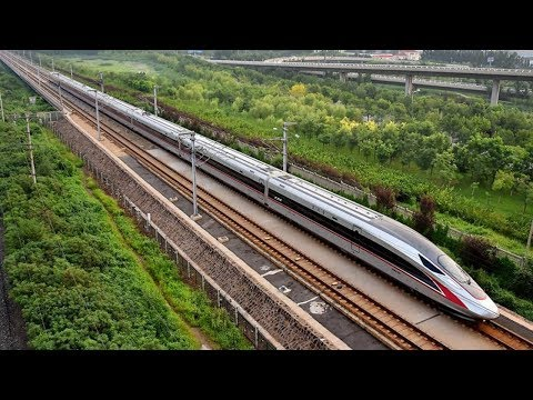 China to share high-speed rail experience with Belt and Road countries