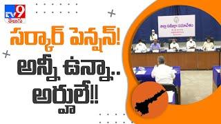 Vizianagaram  :  పెన్షన్ పంపిణీలో అక్రమాలు  - TV9 - TV9