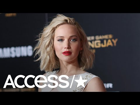 Jennifer Lawrence Reveals She Dropped Out Of Middle School & Still Has No Diploma | Access